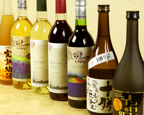 Shochu distilled Japanese spirit, Local wine